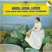 Grieg: Lieder, Anne Sofie von Otter, Good