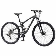 "29"" Mongoose XR-PRO Men's Mountain Bike Unassembled Aluminum Full-Suspension"