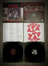 BAPHOMET'S BLOOD - Second Strike LP