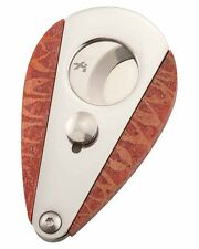 XiKAR Xi3 303AC Apple Coral Double Guillotine Cigar Cutter Lifetime Warranty