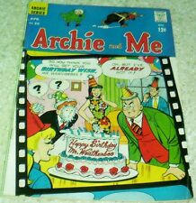 Archie and Me 20, (FN- 5.5) 1968, 40% off Guide!