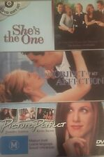 Picture Perfect The Object of My Affection She's the One 3-Disc Set Region 4 VGC