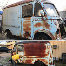 1957 International Harvester Metro Shorty Step Van Shorty Step Van