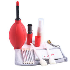 7 in 1 Professional Lens Cleaning Cleaner kit for Canon Nikon Sony DSLR Cameras