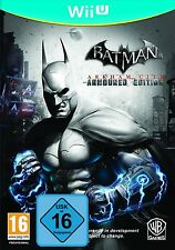 Nintendo Wii U Batman Arkham City Armoured Edition Neu&OVP
