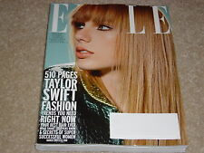 TAYLOR SWIFT March 2013 ELLE MAGAZINE * 510 Pages Fashion Trends