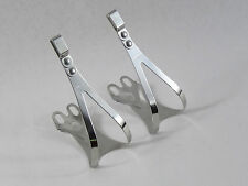 Dura Ace Pedal Toe Clips For 7400 Large Shimano Vintage Racing Bike NOS