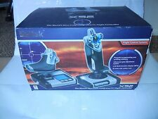 Saitek (X52) Game Controllers Flight control system Fast shipping New