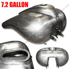 7.2 gallon Stretched Gas fuel Tank For Harley FLH Electra Glide 2003-2007 LX7