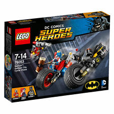 LEGO 76053 DC Heroes of Justice Sky High Battle Set
