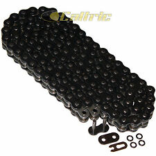 O-RING DRIVE CHAIN FITS YAMAHA RAPTOR 700 YFM700R SE 2006-2013 BLACK