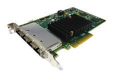 LSI Logic SAS9201-16e 6Gb/s SAS de cuatro puertos PCIe adaptador de bus de host