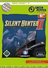 SILENT HUNTER II 2 | Green Pepper | PC CD-ROM | Nuovo & Subito