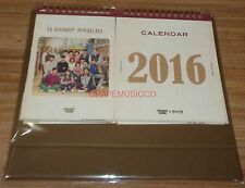 REPLY 1988 GIRL'S DAY HYERI K-DRAMA OFFICIAL MD GOODS 2016 DESK TABLE CALENDAR