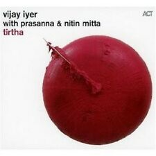 "VIJAY IYER ""TIRTHA""  CD NEU"