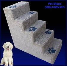 Dog steps. Doggy stairs.Pet furniture, Dogs furniture. 30 inches tall dog stairs
