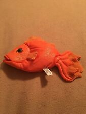 Folkmanis Folktails Fish Hand Puppets Orange Goldfish