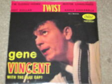 GENE VINCENT - TWIST - 4 TRACK EP CD