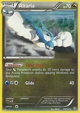 BW DRAGONS EXALTED POKEMON HOLO CARD - ALTARIA 84/124