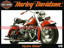HARLEY DAVIDSON FL 1200 Hydra Glide Panhead Hill Climbing Montée impossible MOTO