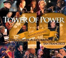 TOWER OF POWER **40th ANNIVERSARY *NEW CD & DVD!!