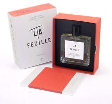 Miller Harris La Feuille 2009 No. 4 Eau de Parfum 3.4 fl oz 100ml New In Box