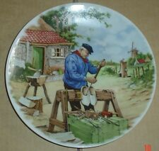 ROYAL SCHWABAP 1984 TER STEEGE BV. HOLLAND CLOG MAKER