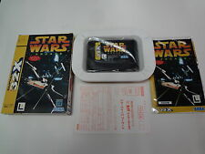 Star Wars Arcade Sega Super 32X Japan
