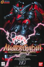Gundam 1/100 #03 HG G Gundam Master Gundam Model Kit