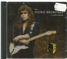 YNGWIE MALMSTEEN - THE COLLECTION. / GREATEST HITS.( JEFF BECK , STEVE VAI ,UFO)