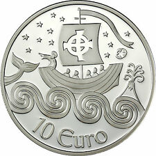 "Ireland 10 Euro 2011 Proof "" St Brendan the Navigator """