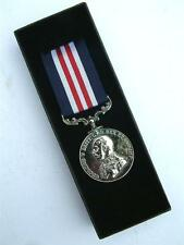 WW1 GV BRITISH ARMY MM MILITARY MEDAL FOR BRAVERY IN THE FIELD OTHER RANKS BOXED