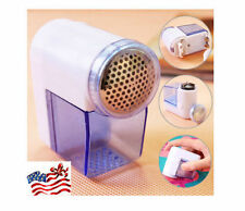 Mini Electric Fuzz Cloth Pill Lint Remover Wool Sweaterc Shaver Trimmer USA OBY