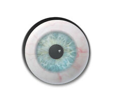 Eyeball Button Badge Pin - 2.5cm 1 inch NEW
