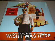 OST -  Wish I Was Here - 2LP Vinyl / Neu (Shins, Bon Iver, Cat Power + Coldplay)