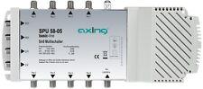 SAT Multischalter Axing SPU 58-05 Multiswitch mit Netzteil