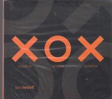 LENA LEDOFF KOMEDA - CHOPIN - KOMEDA 2011 TOP RARE OOP CD