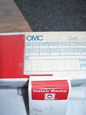 OMC/ Delco Capacitor Condenser, New in the Package