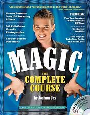 Magic : The Complete Course by Joshua Jay (2008, Mixed Media)