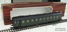 Vintage Liliput 285 91 - Voiture voyageurs SNCB 3e cl. - NMBS rijtuig 3e kl.