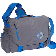 Converse Messenger Rush Delivery Bag (Gray)