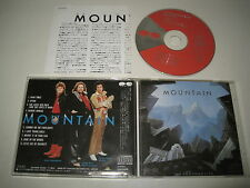 MOUNTAIN/GO FOR YOUR LIFE(CANYON/D32Y0018)JAPAN CD ALBUM