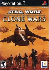 Star Wars: The Clone Wars - Playstation 2 Game Complete