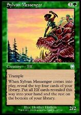 Messaggero Silvano - Sylvan Messenger MTG MAGIC Apo Apocalypse Eng