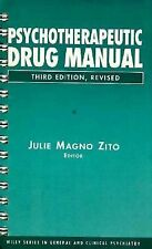 Psychotherapeutic Drug Manual, 3rd Edition, Revised