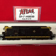 48020 Atlas N Scale GP-7 Erie Engine NIB