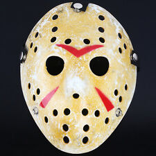 Mask Friday 13th Scary Jason Voorhees Horror Hockey Costume Cosplay Halloween