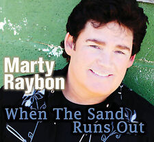 FREE US SH (int'l sh=$0-$3) NEW CD Raybon, Marty: When the Sand Runs Out