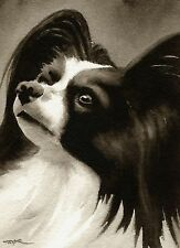 PAPILLON note cards by watercolor artist DJ Rogers