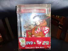 Shrek The Halls (DVD, 2008, Puss Plush Toy Included; Retail Exclusive)